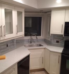 Kitchen Renovations in Calgary. Ikea kitchen installer.